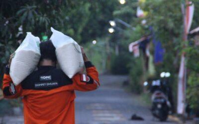 Aksi Bangun Negeri: Dompet Dhuafa Bantu Pengentasan Covid-19 di Semarang
